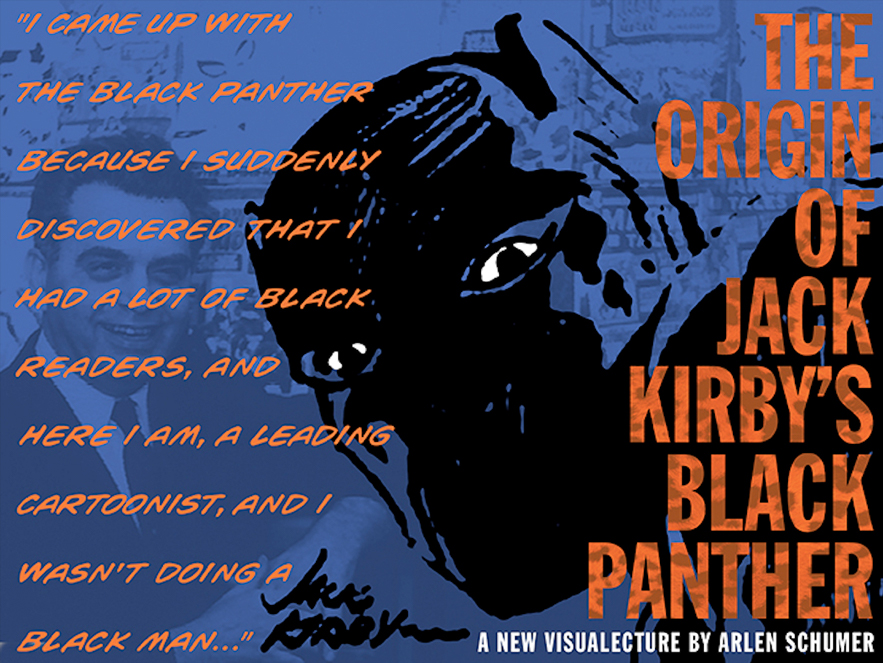 2PM: ORIGIN OF JACK KIRBY'S BLACK PANTHER