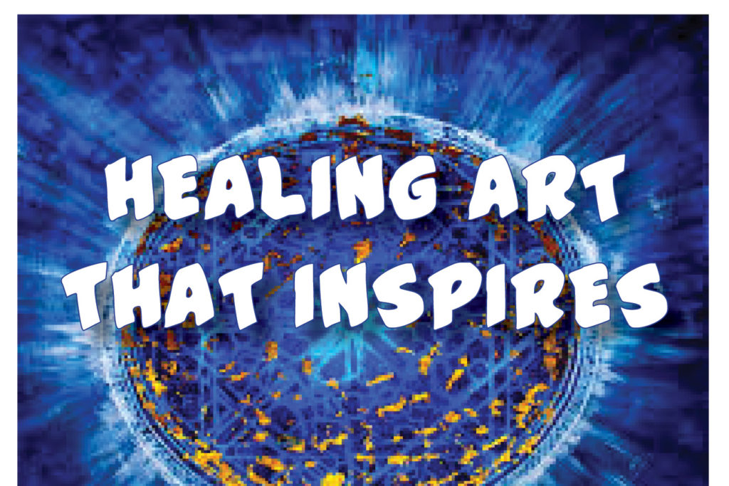 5PM: CREATE ART THAT HEALS AND INSPIRES