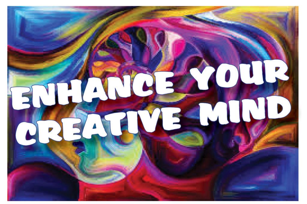 4PM: ENHANCE YOUR CREATIVE MIND BY GETTING OT OF YOUR COMFORT ZONE