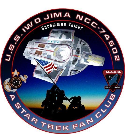 USS IWO JIMA NCC 74502